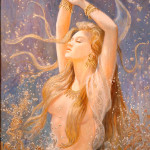 HOW TO BE A GODDESS EVERY DAY - 5 Inspiring Ways to Awaken and Enjoy Your Sacred Feminine Gifts