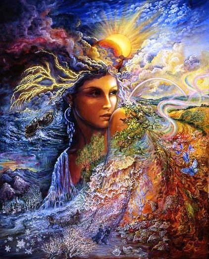Ostara spring goddess