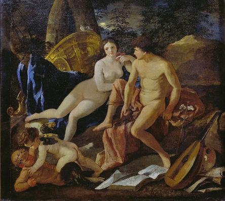 Poussin,_Nicolas_-_Venus_and_Mercury