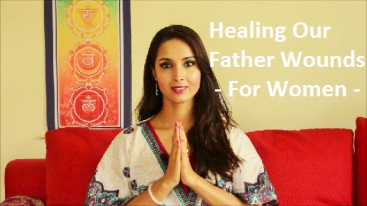 father healing for women