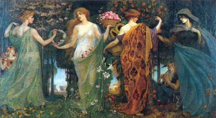 triple goddess maiden mother crone