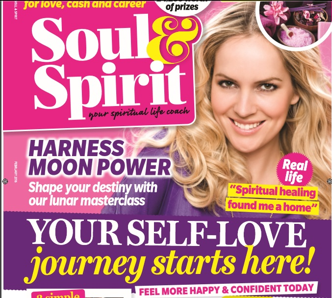 Soul and Spirit Magazine Syma Kharal