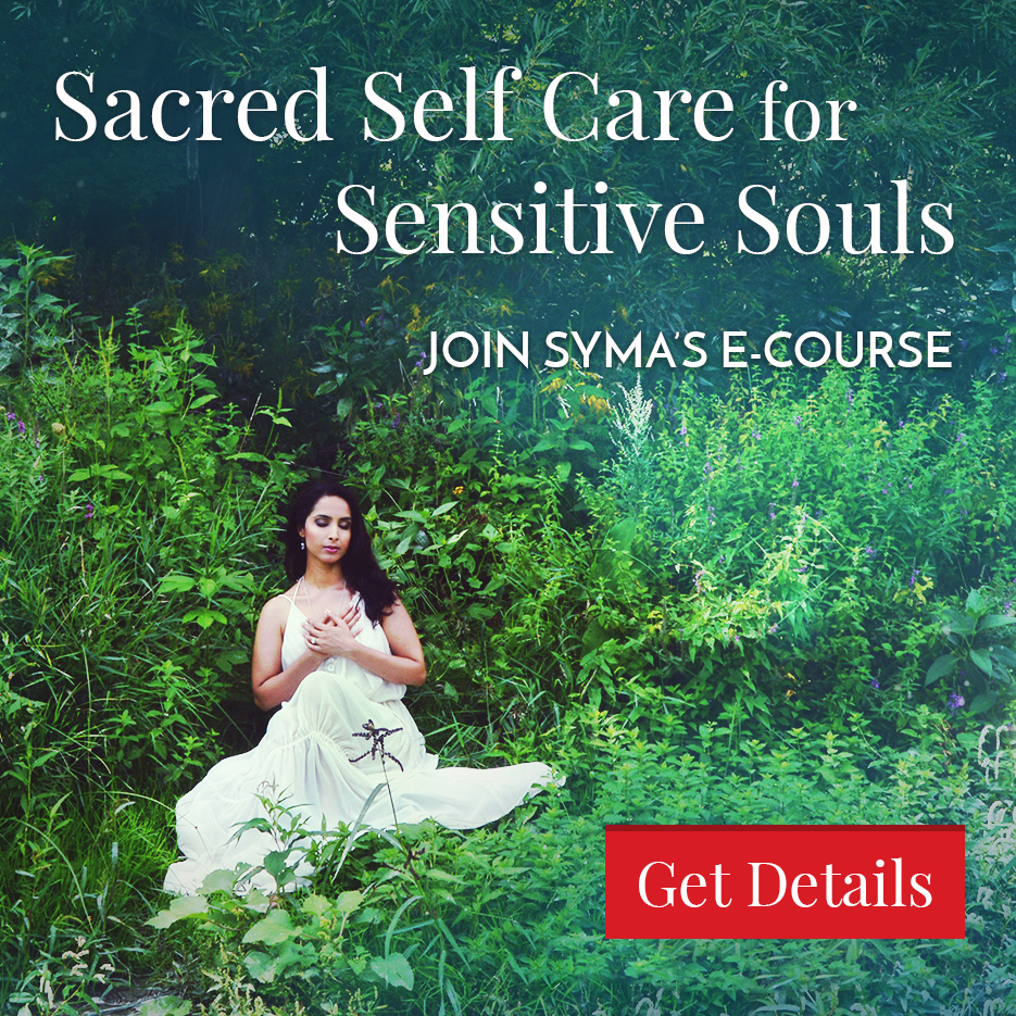 Sacred Self Care for Sensitive Souls E-Course