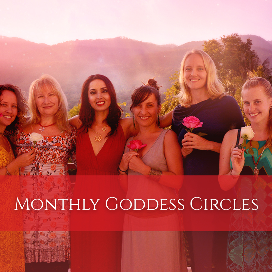 Monthly Goddess Circles