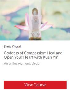 Kuan Yin Goddess circle