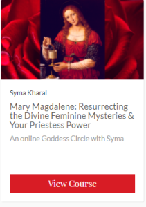 Mary Magdalene course