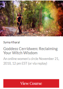 cerridwen witch goddess