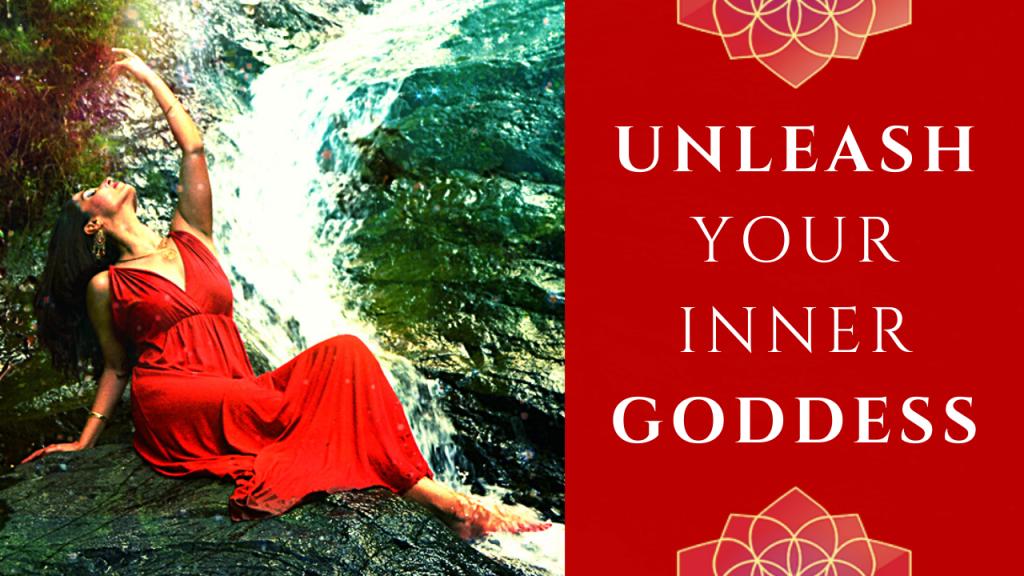 awaken inner goddess